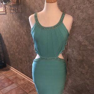 NWT Lucci Lu Body-con Dress